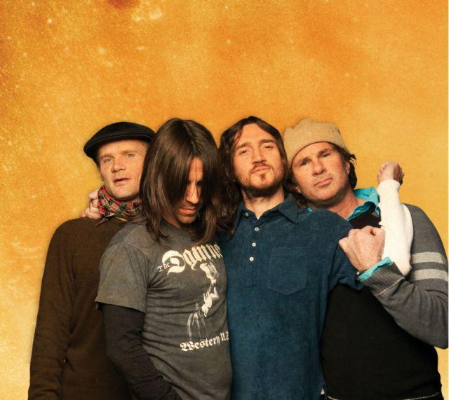 Feliz cumpleaños de parte de los Red Hot Chili Peppers Neodina