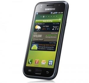 Samsung Galaxy S ladeado 2
